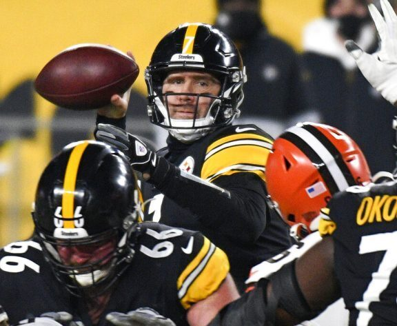 Roethlisberger Odds Favorite To Be Next NFL Quarterback To Retire