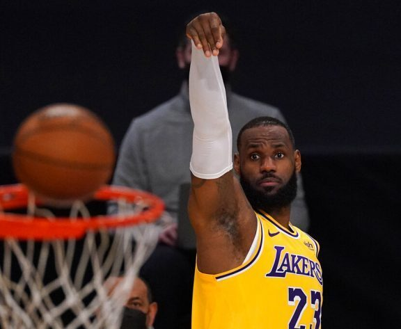 All-Star Break Review: LeBron James odds favorite to win 2020-21 MVP