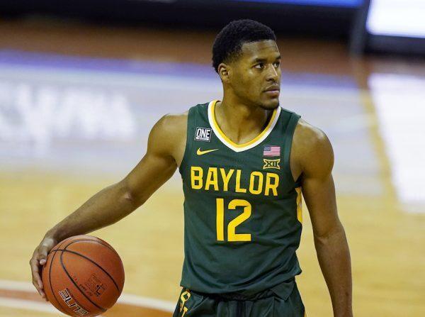 jared butler ncaa college basketball baylor bears