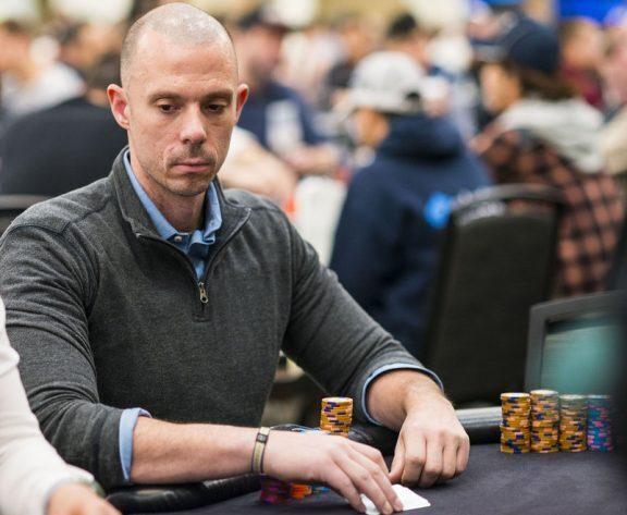 Matt Berkey Flushes Out Scott Ball in Poker After Dark Showdown