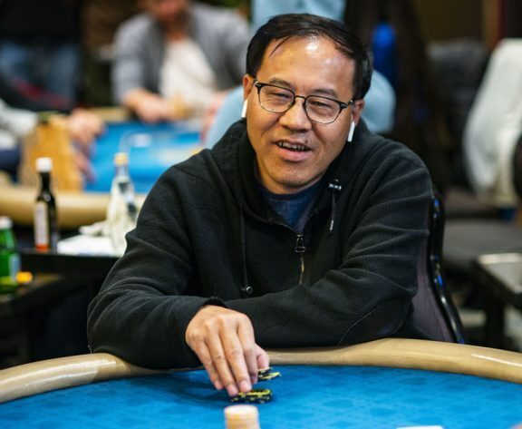 Qing Liu?s Back-to-Back World Poker Tour Attempt Foiled by Markus Gonsalves