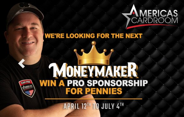 Moneymaker plays at American's Cardroom