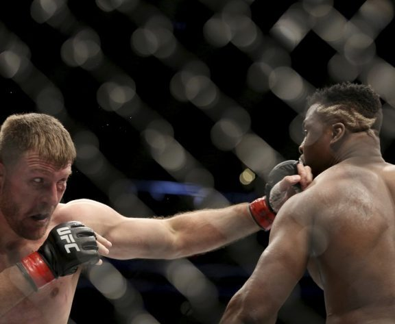 UFC 260 Odds ? Miocic, Ngannou Run It Back For The Heavyweight Belt