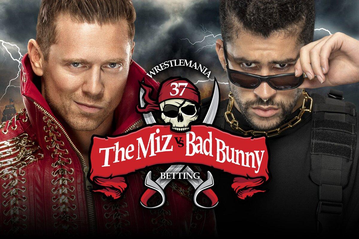 Bad Bunny heavy favorite in WWE, WrestleMania debut