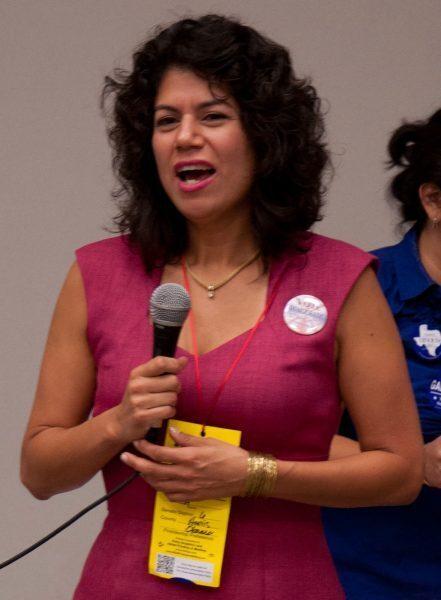Senator Carol Alvarado