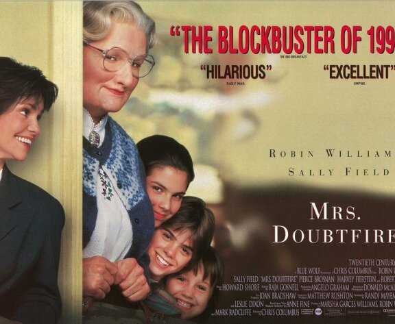Betting Odds Mrs. Doubtfire Rated-R Cut Is Released