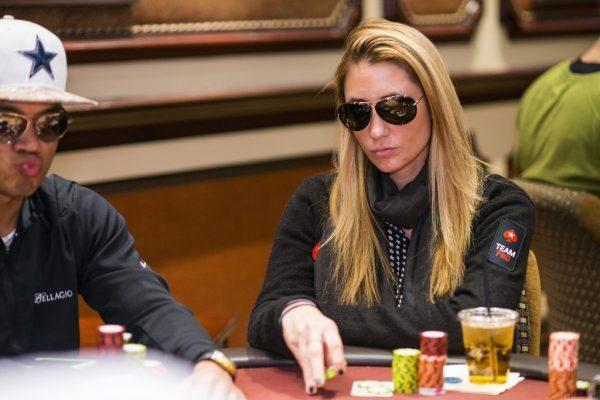 vanessa rousso playing poker