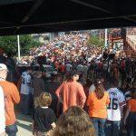 Penggemar Cleveland Browns