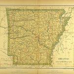 Peta Arkansas