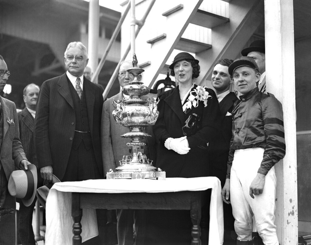 Preakness Stakes Odds 1933 Head Play