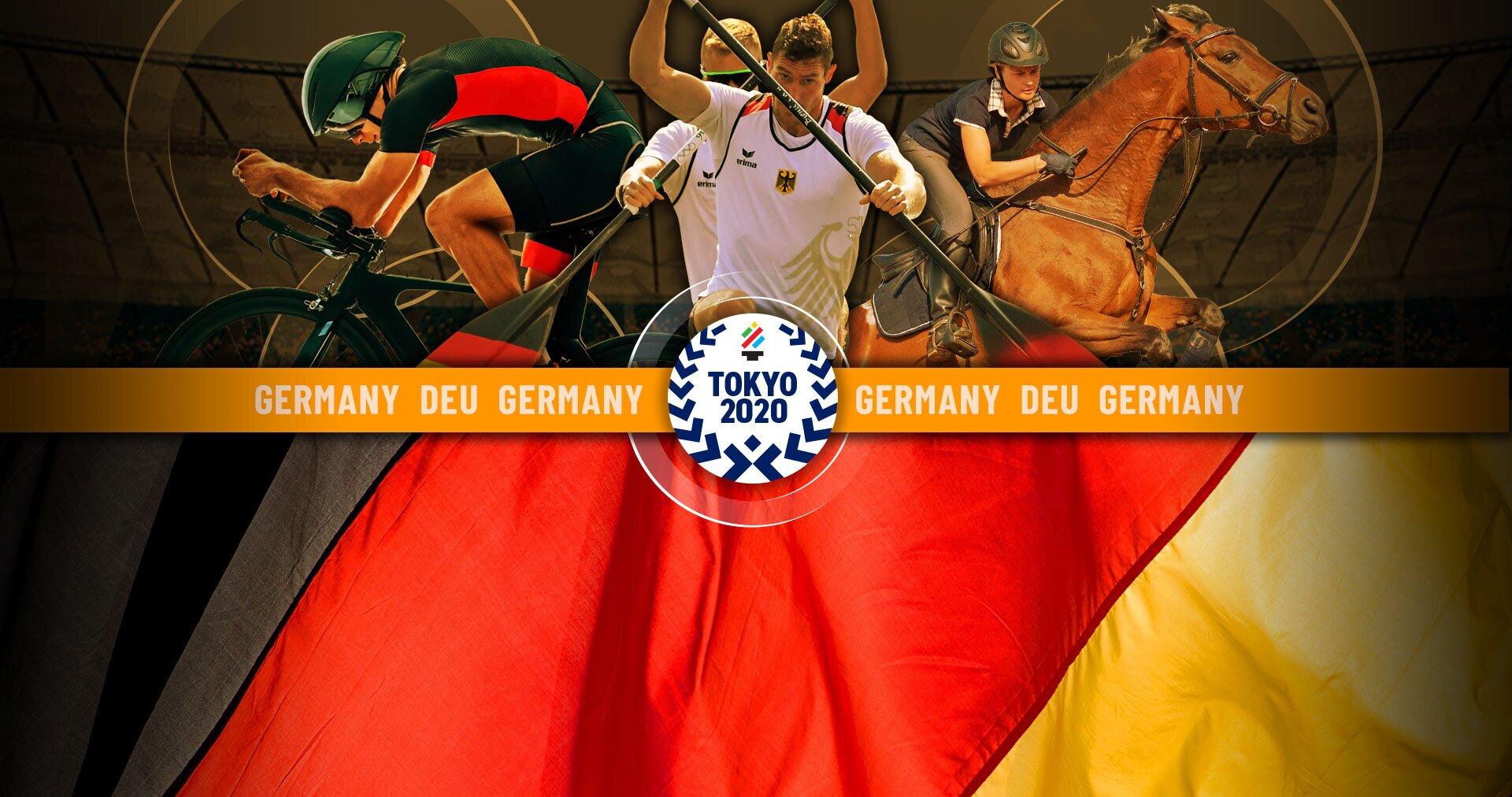 Olympische Spiele Deutsches Team