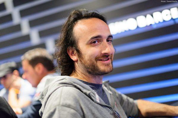 Pemain poker Belgia Davidi Kitai
