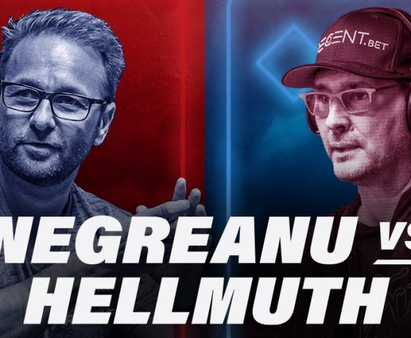 Phil Hellmuth Smokes Daniel Negreanu in High Stakes Duel Comeback