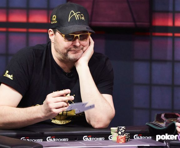 Five Things We Learned From Phil Hellmuth's First Match-Up With Daniel Negreanu