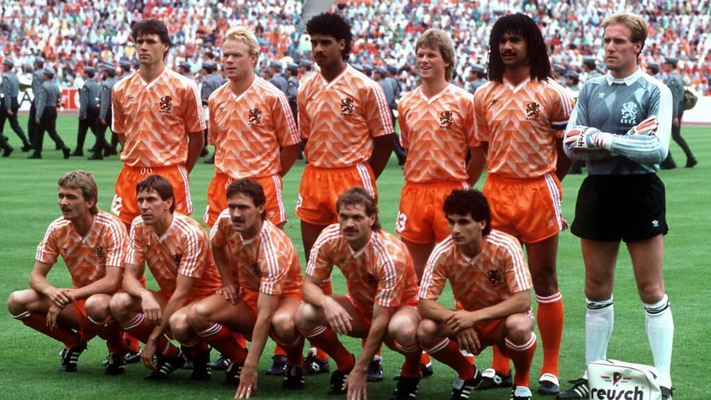 Nederlandse Efltal EK 1988