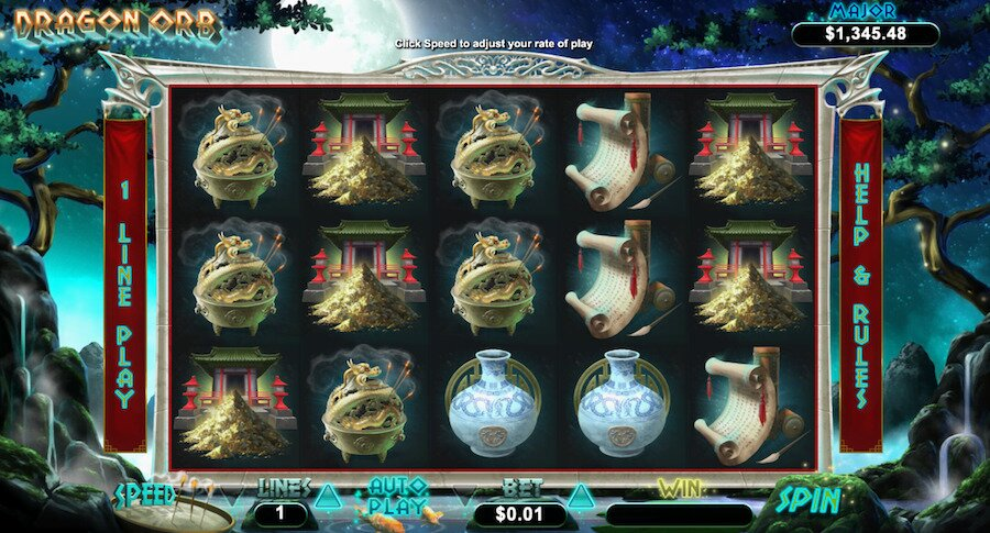 witches brew slot game