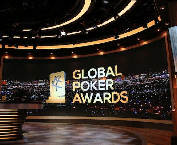 Global Poker Awards to Return in 2022