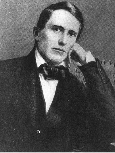 Stephen Foster poses for a picture