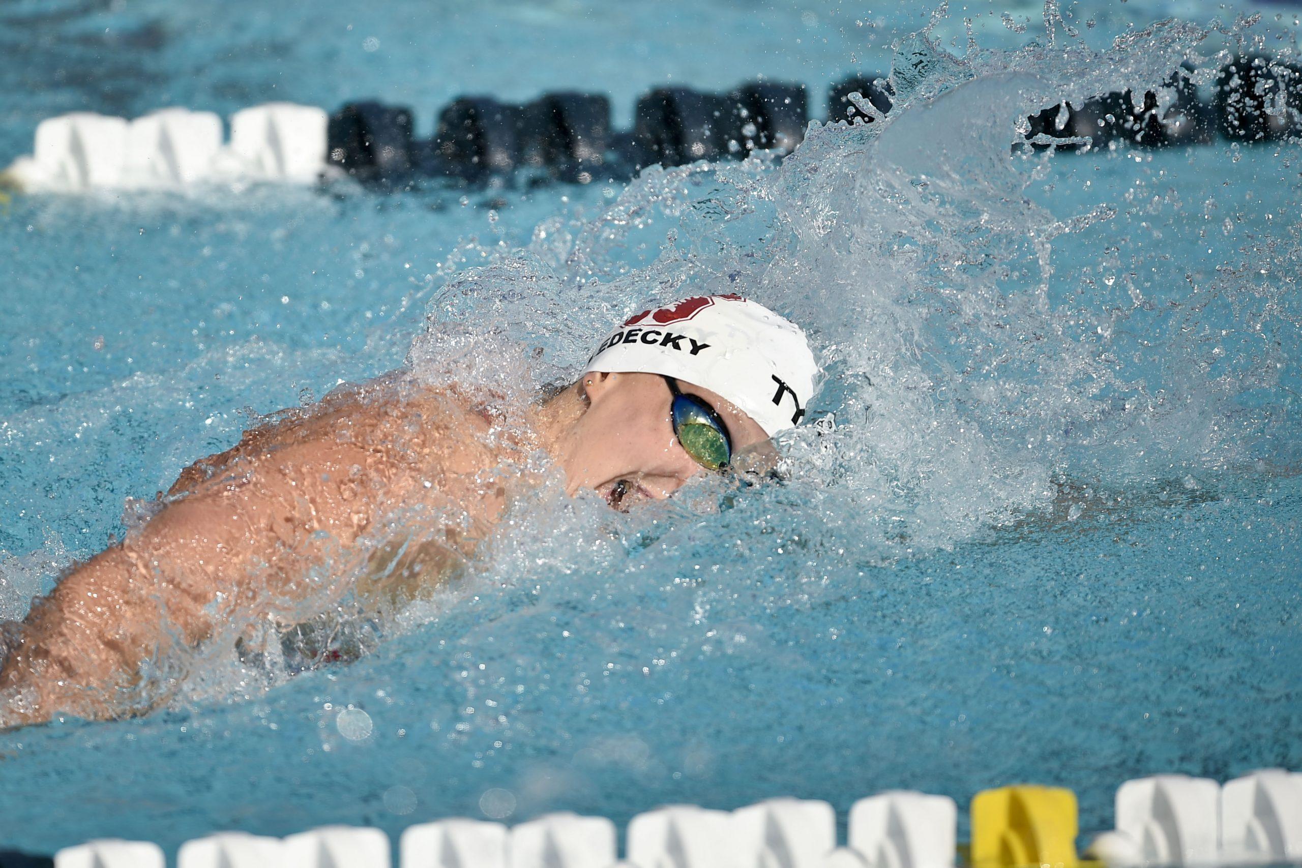 Katie Ledecky Tokyo Olympics