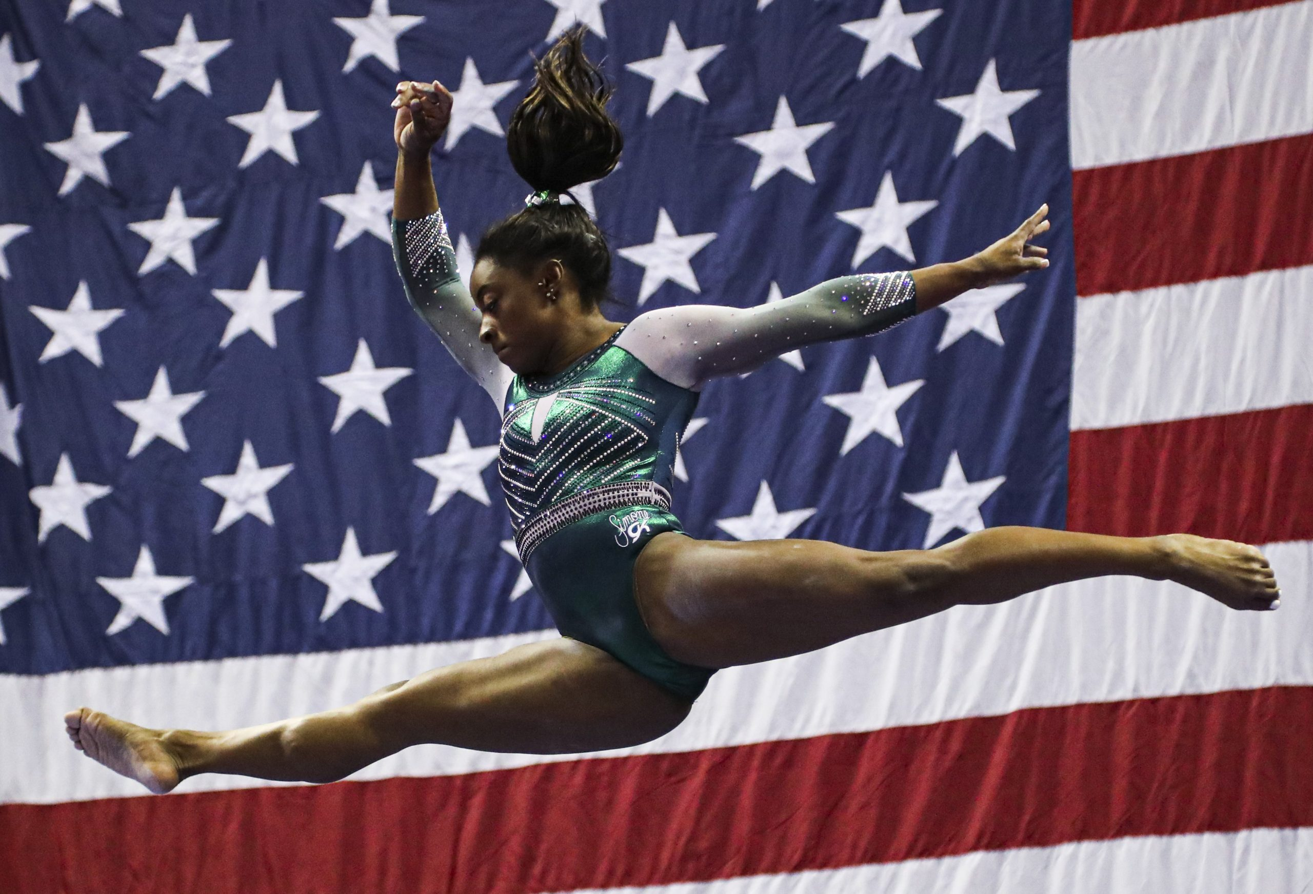 Simone Biles Tokyo Olympics